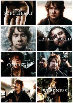 Bilbo Baggins GIFSet