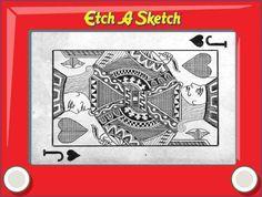 etch a sketch art-u have got to be sh****n me!-a.e.