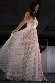 Con Glamour alla Tahiti Fashion Week - Glamour.it Defilé Gaelle F et bijoux Miel.A www.miel-a.com