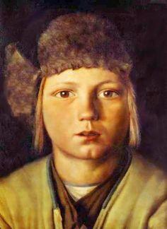 Grigory Soroka. Un chico campesino