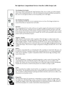 Fred Griffin Art: Graphic Design Principles