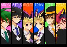 Tags: Fanart, Yu-Gi-Oh!, Yami Yugi, Yu-Gi-Oh 5Ds, Pixiv, Yu-Gi-Oh! GX, Yusei Fudo, Juudai Yuuki, Yu-Gi-Oh! ZEXAL, Yuma Tsukumo, Fanart From ...