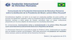 ClickVerdade - Jornal Missão: Fundação internacional de direitos humanos só reco...