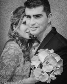 Portrait wedding