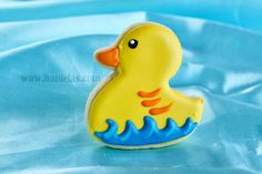 Simple Duck Cookies http://www.hanielas.com/2013/06/simple-duck-cookies.html