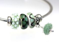This is my quick Saturday easy put together Trollbeads Bangle!  Yeah love the ease of it!!  http://www.trollbeadsgallery.com/bangle/