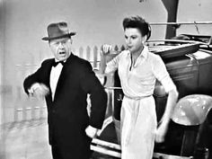 Judy Garland & Mickey Rooney: MGM musical comedy sketch (The Judy Garlan...