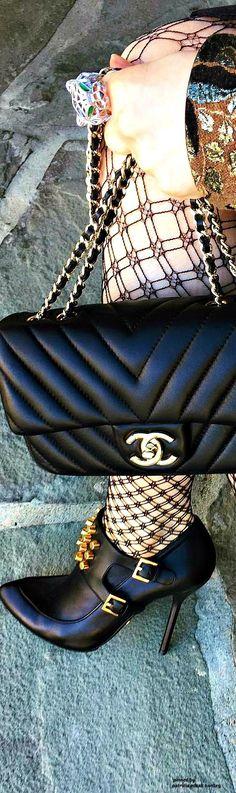 Chanel & Gucci
