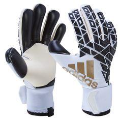 adidas Ace Trans Pro Goalkeepr Glove - Elite Real 16 Goalkeeper Glove - Soccer Goalkeeper jerseys and equipment at WorldSoccerShop.com