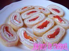 Sýrová roláda Shrimp, Sausage, Meat, Food, Beef, Meal, Sausages, Essen, Hoods