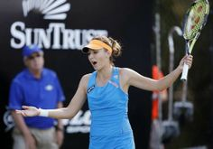 Blog Esportivo do Suiço: Sara Errani foi eliminada pela suiça Belinda Bencic em Charleston