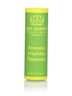 Tata Harper All-Natural Aromatic Irritability Treatment 5ml/.17oz by Tata Harper, http://www.amazon.com/dp/B0042UE3TS/ref=cm_sw_r_pi_dp_.iX9qb0X7T2PP    This just sounds nice.  Maybe I'll treat myself someday...