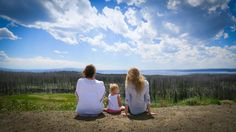 Montana 2016 trip-2 On Saturday, we all took our time driving north through Yellowstone…