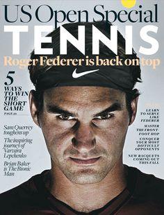I love Roger Federer!!!!