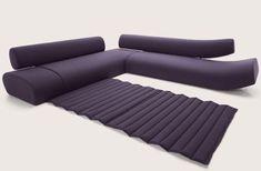 LAVA sofa by VERTIJET design studio for COR | SOFAS | Pinterest