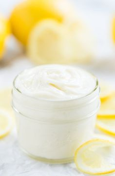 Lemon Cream Body Butter | Get Inspired Everyday!