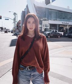 "From ""golden hour"" Celebrity Crush, Celebrity Style, Star Magic, Filipina, Asian Woman, Mom Jeans, Bomber Jacket, Abs, Normcore"