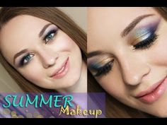 "Makeup Tutorial Trucco Estivo con la Sleek Palette ""Lagoon"""