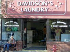 Davidson's Laundry, Union Square