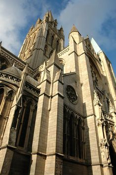 Truro Cathedral, Cornwall - UK