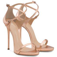 Darcie - Sandals - Gold | Giuseppe Zanotti ®