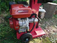 8 Best 10 Ton Petrol Log Splitter images in 2013 | Log splitter