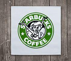 Disney Ariel Starbucks Coffee- Embroidery Design Instant Download #EmbroideryDownloadCom