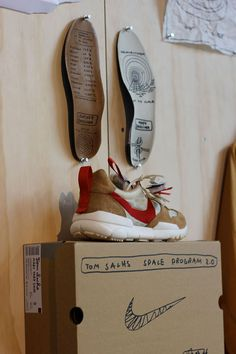 Tom Sachs: NIKECraft Collection - The Dieline - The #1 Package Design Website -