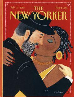 Jewish Artwork of the Week: Art Spiegelman's 1993 Valentine's Day ...