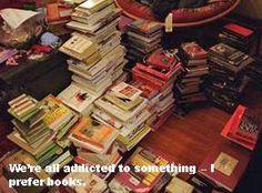 Yes, I prefer books.