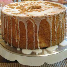 Ma recette du jour : Gâteau des anges sur Recettes.net