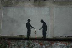 the urban garden Mobstr Street art