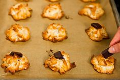 Alice Medrich's New Classic Coconut Macaroons | Recipe | Macaroons ...