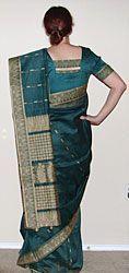 Folkwear 134 South Asian Tops & Wraps Burmese Jacket, Thai Blouse, Indian Choli