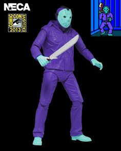 """Jason Voorhees should have a """"Jason X"""" and """"Sackhead"""" costume ..."""
