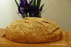 Zdjęcie: Broa - chleb kukurydziany z Portugalii