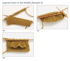 DIY: Knit a Stacked Necklace (and a Lynne Barr Book & Classes Giveaway) | Creativebug Blog