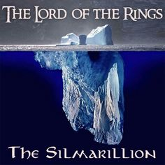 Is this true? I must read the Silmarillion at once :) Sept. 14, 2017.