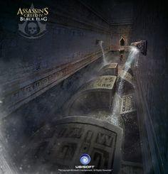 Assassin's Creed Concept Art by Ivan Koritarev