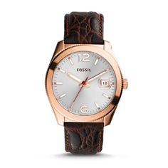 This beauty from fossil! $115 perfect boyfriend watch