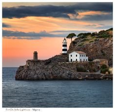 Port de Soller Lighthouse by Signal-Womb
