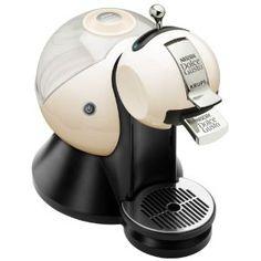 Nescafe KP210250 Dolce Gusto Single-Serve Coffee Machine, Creme (Kitchen) http://www.amazon.com/dp/B001FA21QK/?tag=pindemons-20 B001FA21QK