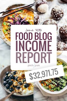 Relevant, helpful tips about monetizing a food blog   Pinch of Yum