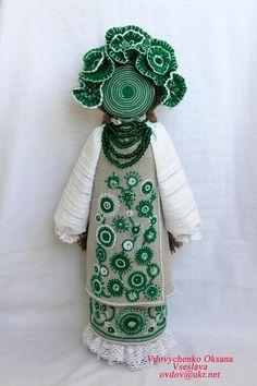 Ukrainian folk doll - motanka. 45 cm. Viber,WhatsApp : +380635615053. #motanka #handmade #кукла_на_заказ  #etnic #handembroidery #Ukraine
