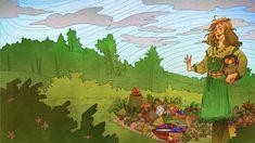 Interactive Stories, Dragon, King, Painting, Image, Art, Art Background, Painting Art, Kunst