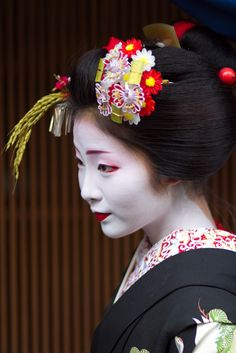 Maiko Keiko 2010 祇園甲部の始業式から圭衣子さんEOS7DEF85mmf1.8
