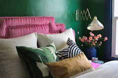 Jill Sorensen-Live Like You   Great color mix -Hot Pink and Emerald   http://jillsorensen.com/livelikeyou