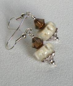 European Charm Bead Swarovski Crystals by bdzzledbeadedjewelry, $10.00