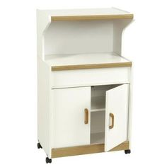 Altra Furniture Hannah 2488 in W Deluxe Microwave Kitchen Cart ** You can get additional details at the image link.