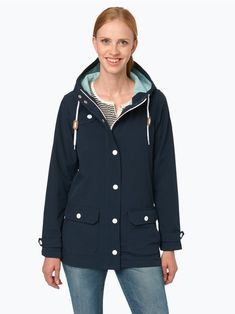 Derbe Damen Softshelljacke - Peninsula online kaufen | VANGRAAF.COM Lund, Softshell, Neue Trends, Rain Jacket, Windbreaker, Raincoat, Shirts, Jackets, Fashion
